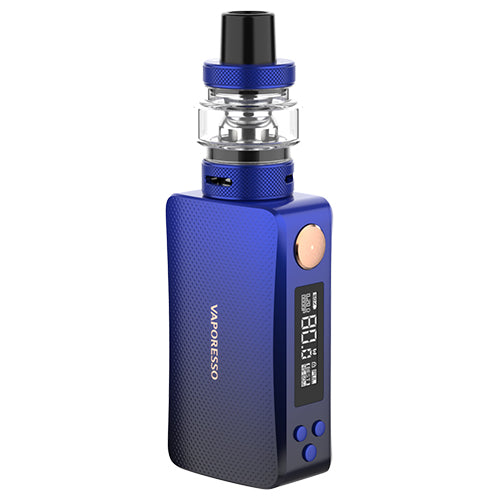 Vaporesso Gen Nano Kit with GTX Tank Blue | Vape World Australia | Vaping Hardware