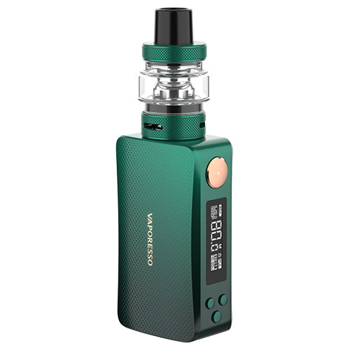 Vaporesso Gen Nano Kit with GTX Tank Green | Vape World Australia | Vaping Hardware