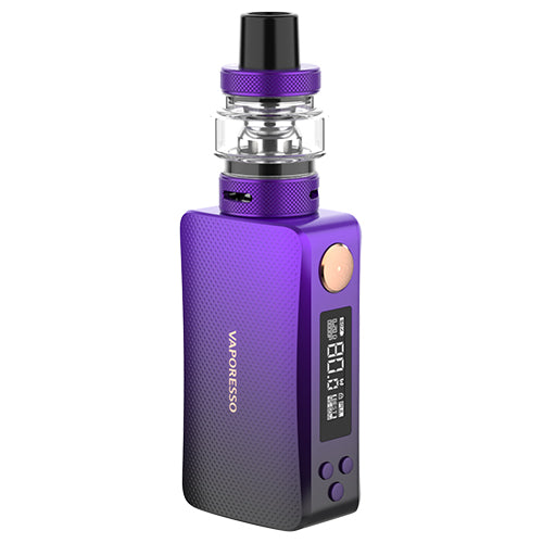 Vaporesso Gen Nano Kit with GTX Tank Purple | Vape World Australia | Vaping Hardware