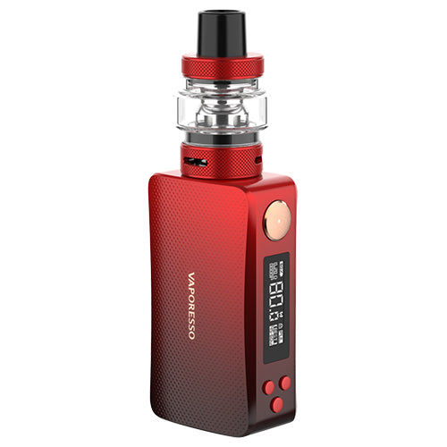 Vaporesso Gen Nano Kit with GTX Tank Red | Vape World Australia | Vaping Hardware