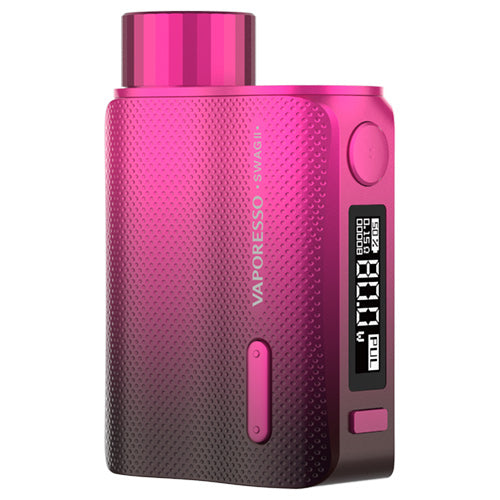 Vaporesso Swag II Mod Rose | Vape World Australia | Vaping Hardware