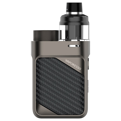 Vaporesso Swag PX80 Kit Brick Black | Vape World Australia | Vaping Hardware