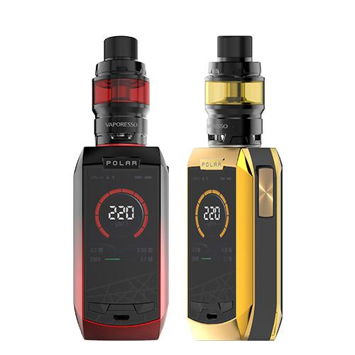 Vaporesso Polar Kit | Vape World Australia | Vaping Hardware