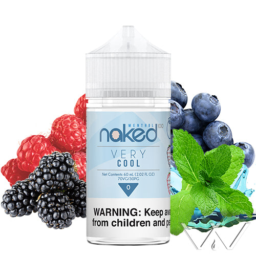 Very Cool | Naked 100 | Vape World Australia | E-Liquid