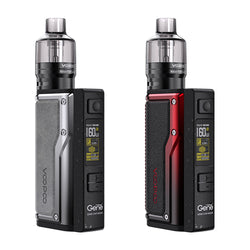 VooPoo Argus GT 160w TC Kit | Vape World Australia | Vaping Hardware