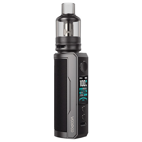 VooPoo Drag X Plus 100w Kit TPP Pod Tank Classic | Vape World Australia | Vaping Hardware