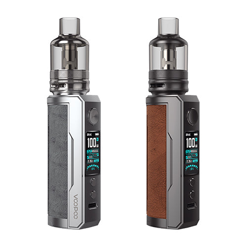 VooPoo Drag X Plus 100w Kit TPP Pod Tank | Vape World Australia | Vaping Hardware