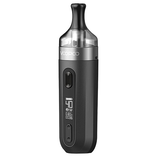 VooPoo V Suit Pod Kit Black | Vape World Australia | Vaping Hardware