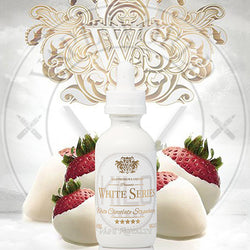 White Chocolate Strawberry | Kilo White Series | Vape World Australia | E-Liquid