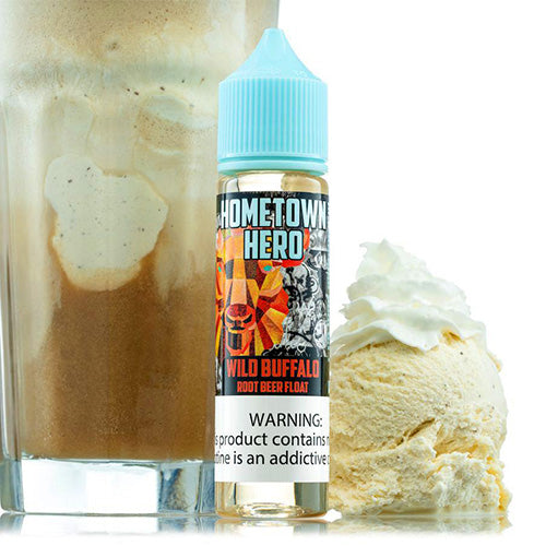 Wild Buffalo | Hometown Hero | Vape World Australia | E-Liquid
