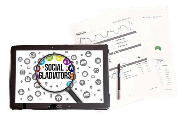 Social Gladiators marketing services official home page - social media