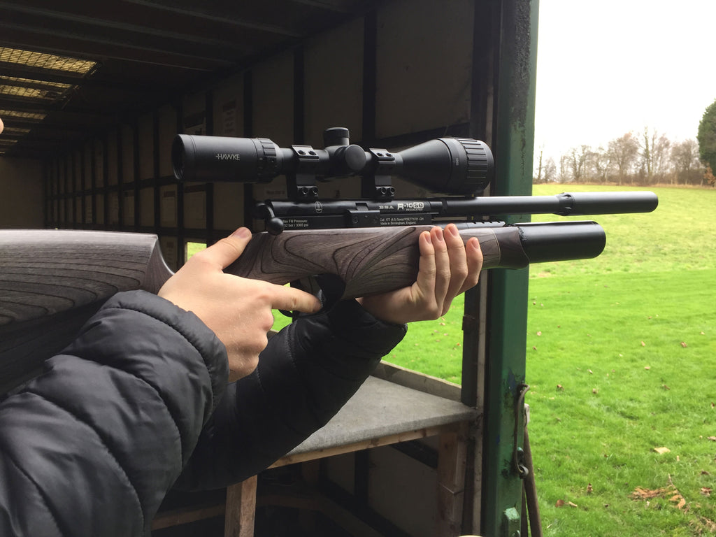 The Greatest Air rifles BSA have created…. BSA R10