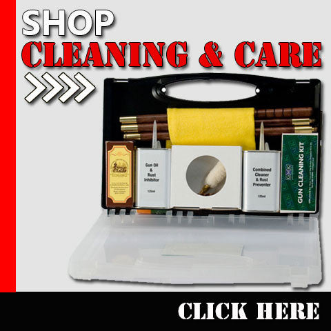 Airgun Cleaning & Care