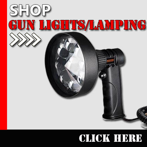 Gun Lights & Lamping