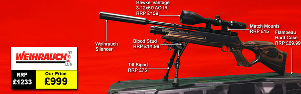 air rifle package deals