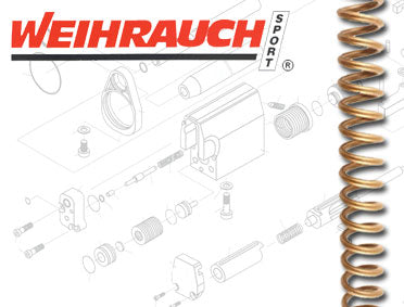 Weihrauch Service Kits and HW Parts