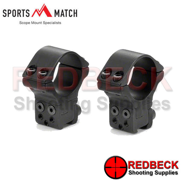 Sportsmatch (ATP61) Mounts 30mm Adjustable