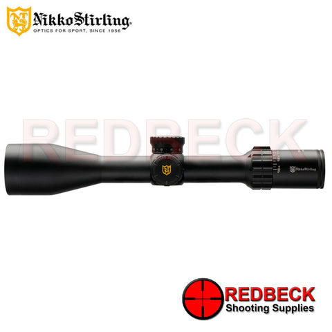 Nikko Stirling Diamond 4-16x50 Long Range Tactical air rifle scope