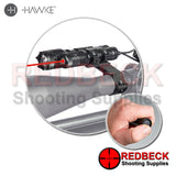 Hawke Tactical Red Laser and LED Light Combo Kit