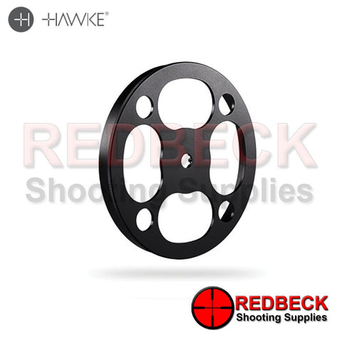 Hawke Target Wheel  Sidewinder ED Large (150mm)
