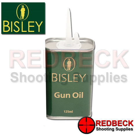 Bisley 125ml Drop Tin Gun Oil