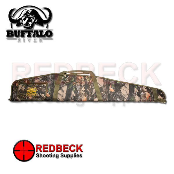 uffalo River CarryPRO II Air Rifle Gunbag – Scoped Rifle 48″ Buffalo Camo