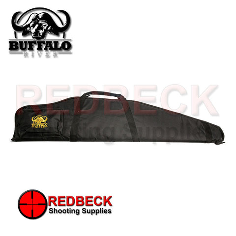 Buffalo River Black CarryPRO II Gunbag For Scoped Rifle