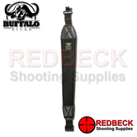 Buffalo River Black Rifle Sling with Swivels