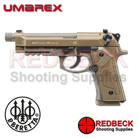Beretta M9 A3 FDE CO2 Air Pistol made by Umarex