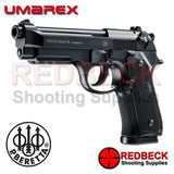 Beretta M92 A1 CO2 Air Pistol angled view
