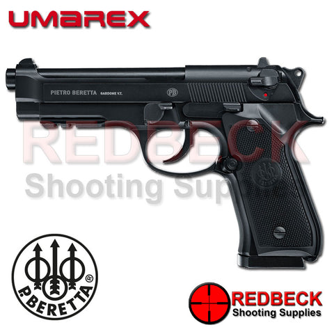 Beretta M92 A1 C02 Air Pistol made by Umarex