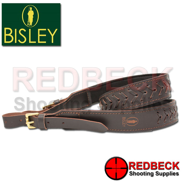 Leather Sling by Bisley with Neoprene backing high quality