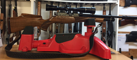 Second Hand Daystate Boxall Edmiston Huntsman Air Rifle