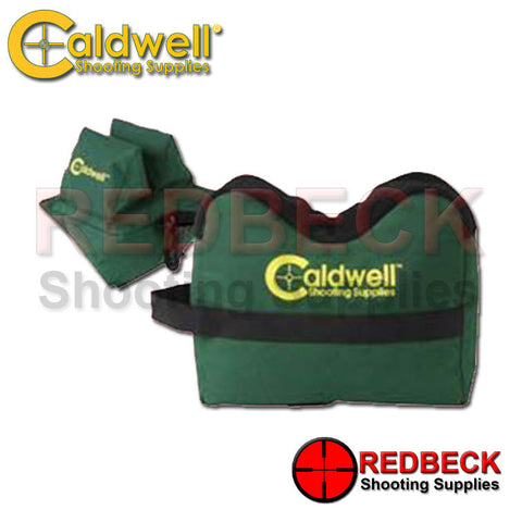 Caldwell Dead Shot Combo Bag Front and Rear Rest Bags