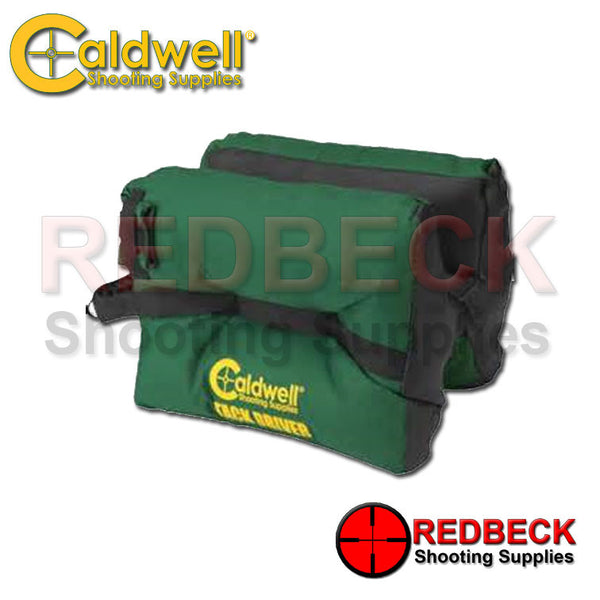 Caldwell Tack Driver Rest Bags