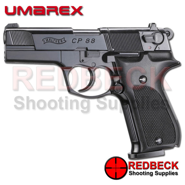 Walther CP88 Black Air Pistol made by Umarex