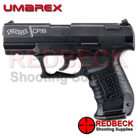 Walther CP99 Black Air Pistol