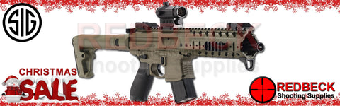 SIG SAUER MPX AIRRIFLE WITH RED DOT CHRISTMAS SALE