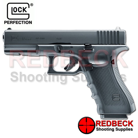 Glock 17 GEN4 CO2 BB AIR PISTOL