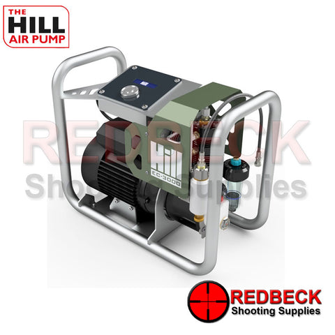 Hills Air Compressor The EC-3000 - The Hill's Electric Air Compressor For Filling Airguns
