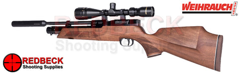 Weihrauch HW100KS air rifle