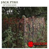 Jack Pyke Clearview Camo Hide Net 4 x 1.5m