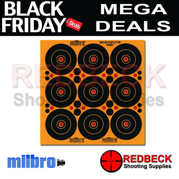 shoot n c splatter targets black friday deal