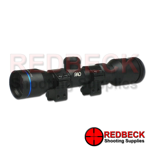 PAO Air Pistol Scope 2-8x32