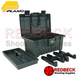 Plano airgun rest and shooting carry box