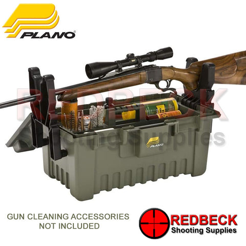 Plano Shooters Box and Airrifle Rest