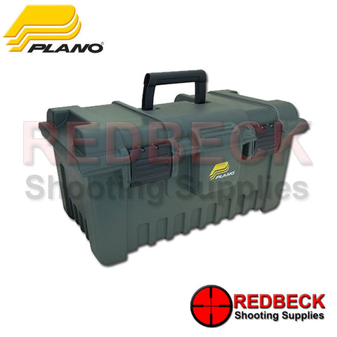 Plano airrifle rest and shooting carry box