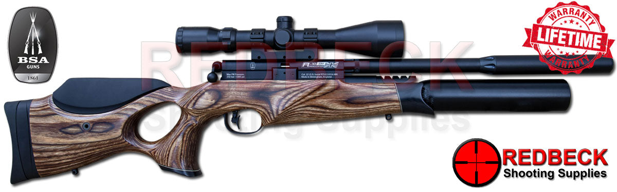 R10 TH Thumbhole Cinnamon Stock Carbine