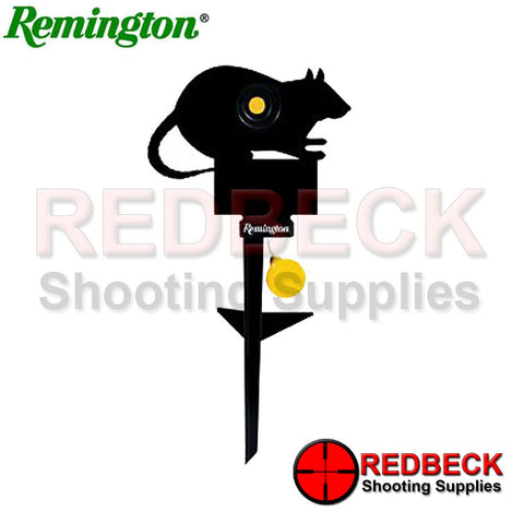 Remington Knockdown and Auto Reset Target- Rat