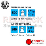 Superpoint Extra Pellets by RWS